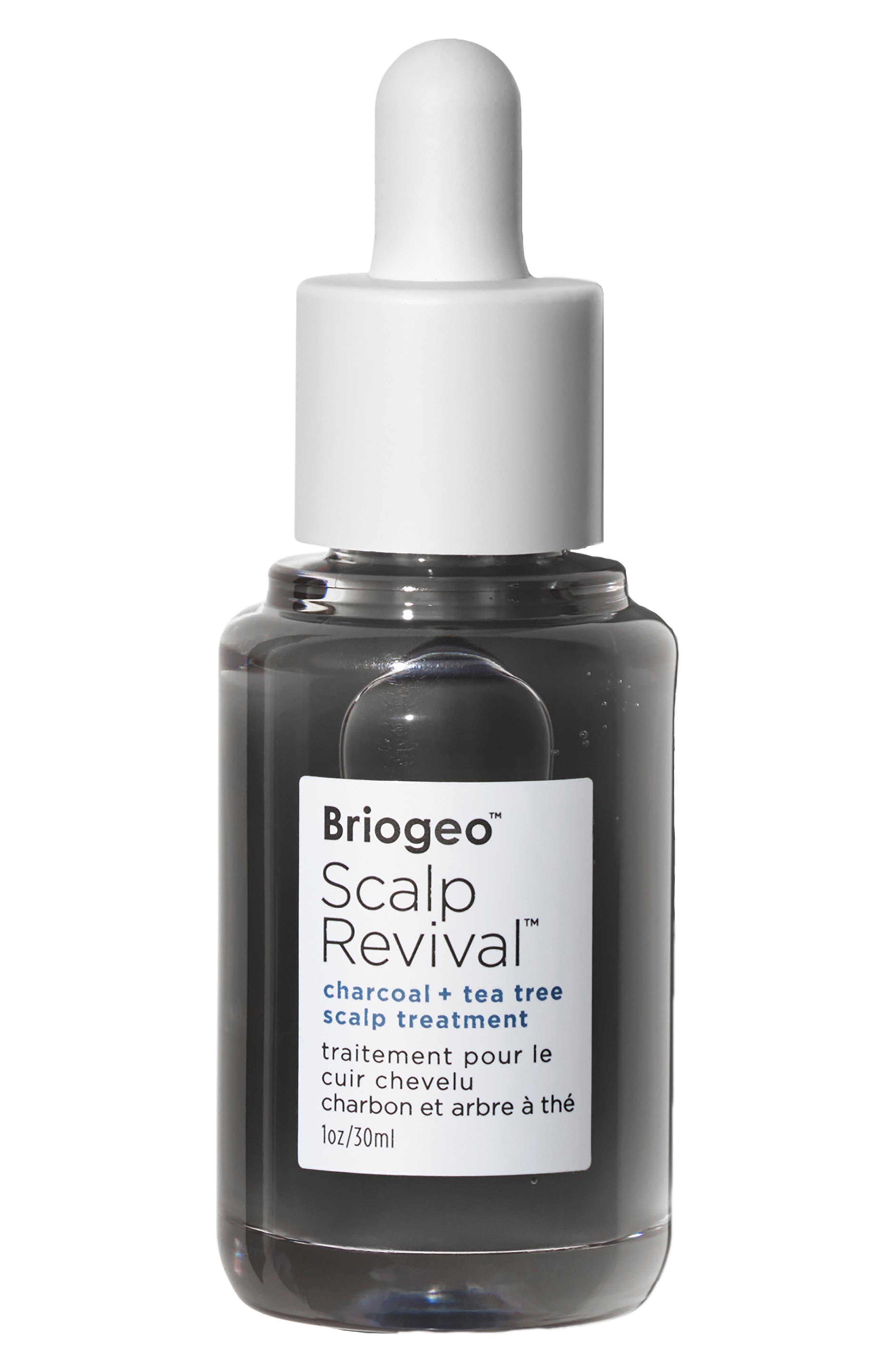 Scalp Revival Charcoal + Tea Tree Scalp Treatment