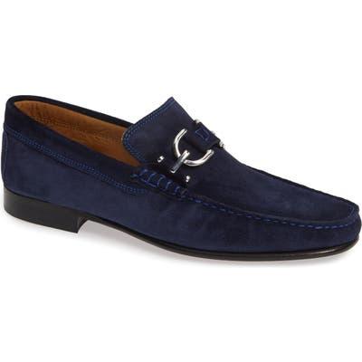 Donald Pliner Dacio Ii Loafer- Blue