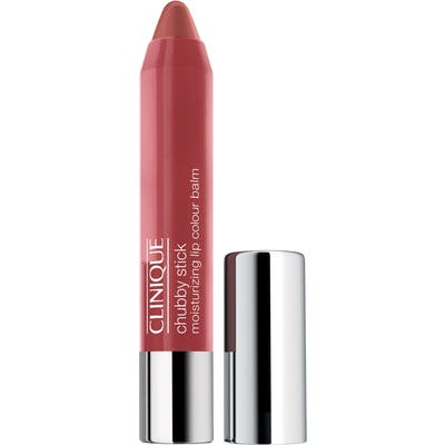 Clinique Chubby Stick Moisturizing Lip Color Balm - Mega Melon