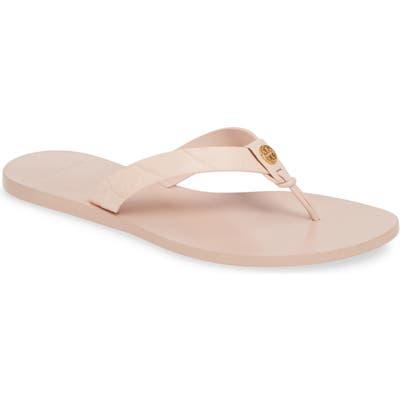 Tory Burch Manon Flip Flop- Pink