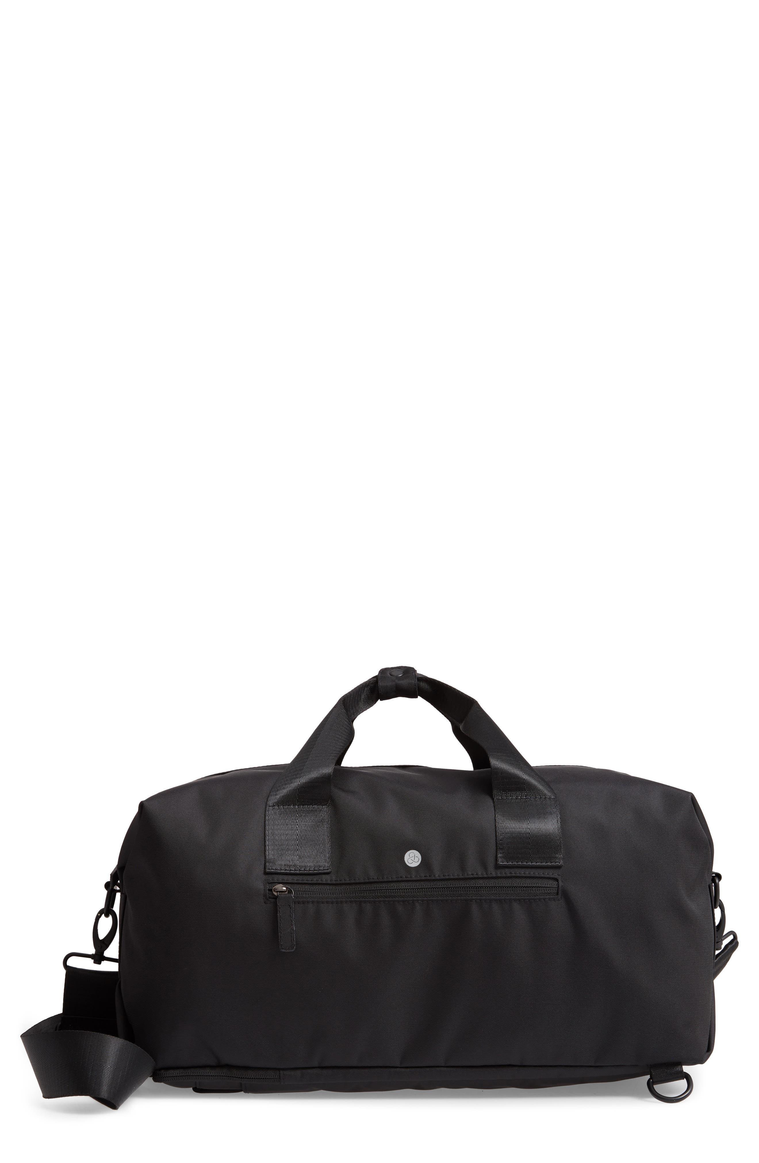 Convertible Duffle Backpack, Main, color, 001