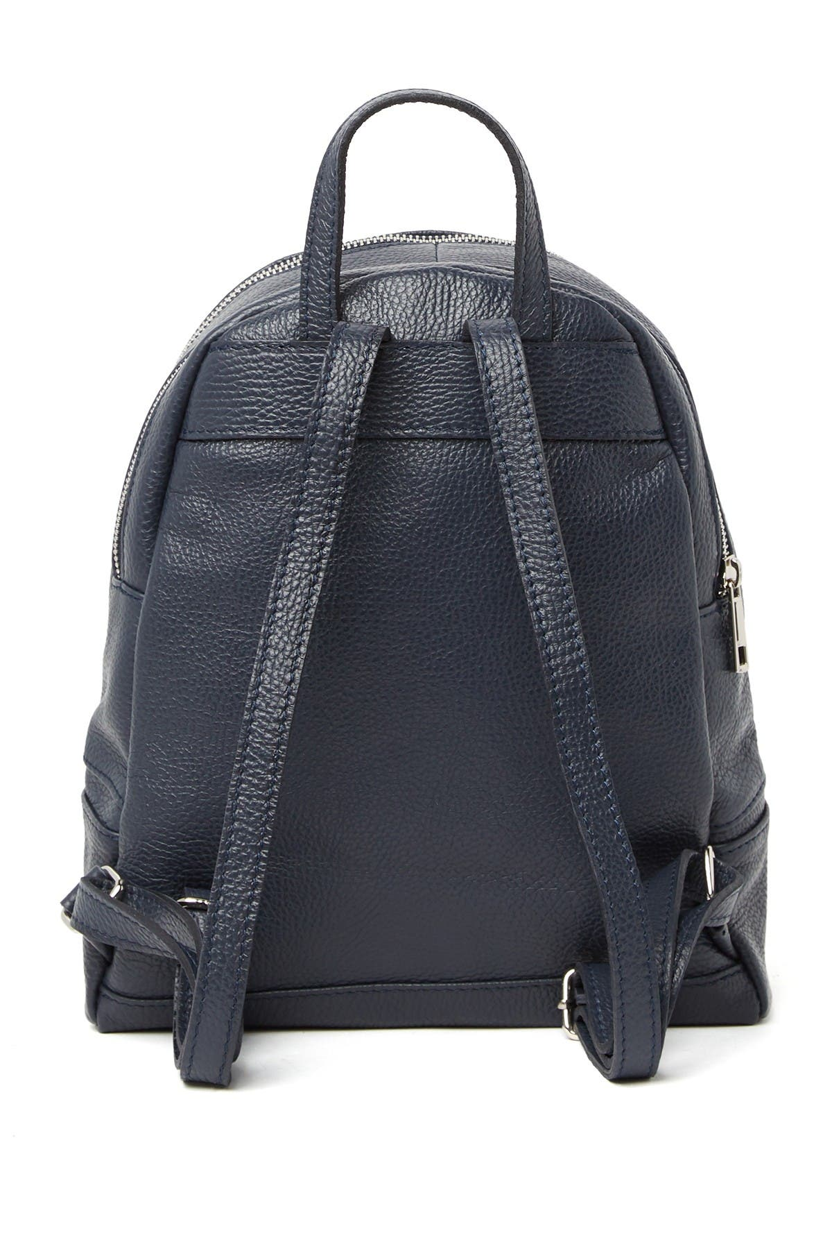 Image of Anna Luchini Leather Backpack