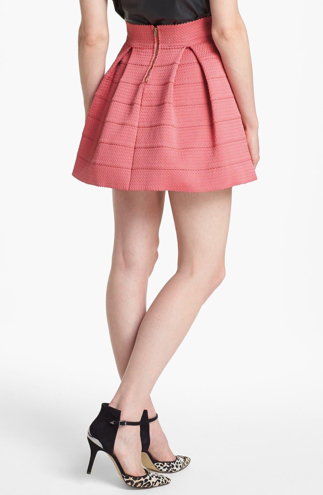 ,                             Pleated Skirt,                             Alternate thumbnail 13, color,                             650