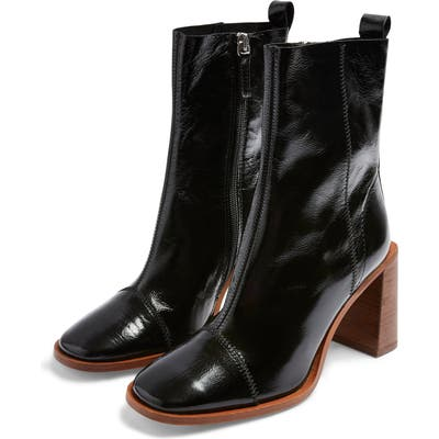 Topshop Homerun Boot - Black
