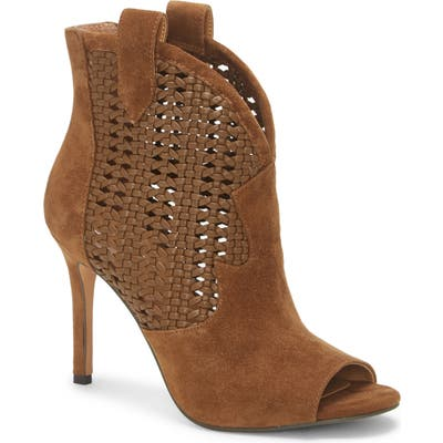 Jessica Simpson Jexell Sandal Bootie- Brown