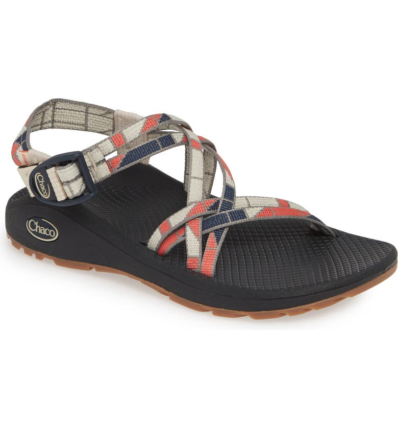 CHACO Z/Cloud X Sport Sandal, Main, color, ASKEW ANGORA FABRIC
