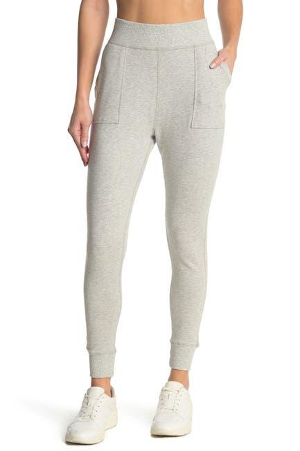 Image of Nike Yoga 7/8 Fleece Pants