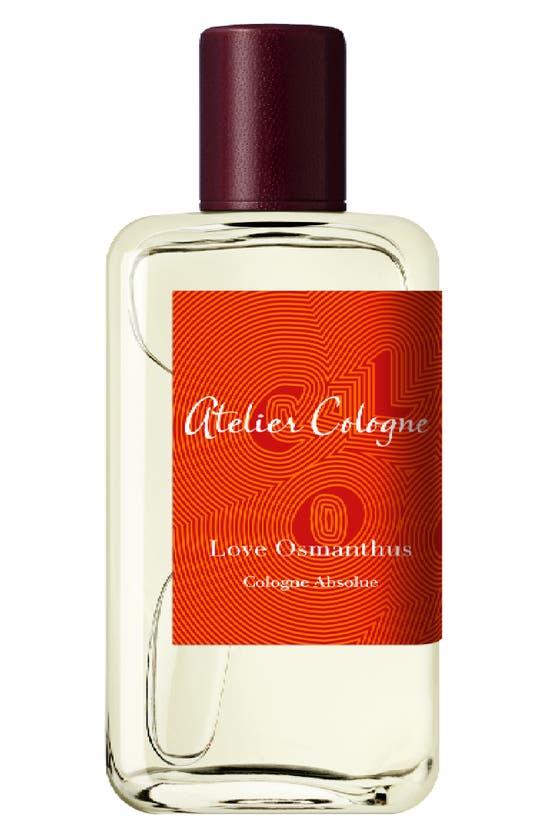 Atelier Cologne Love Osmanthus Cologne Absolue, 6.7 oz