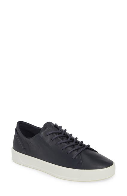 Image of ECCO Soft 8 Leather Sneaker