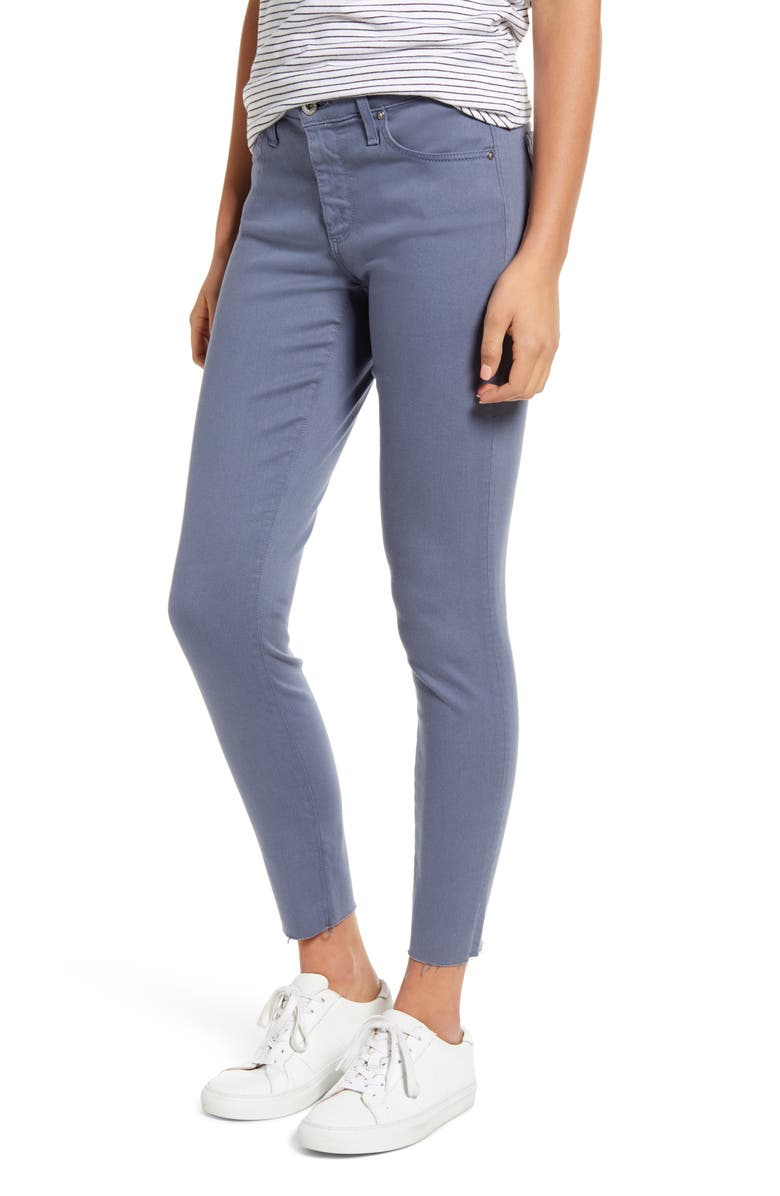 AG The Legging Ankle Super Skinny Jeans, Main, color, STILLWATERS