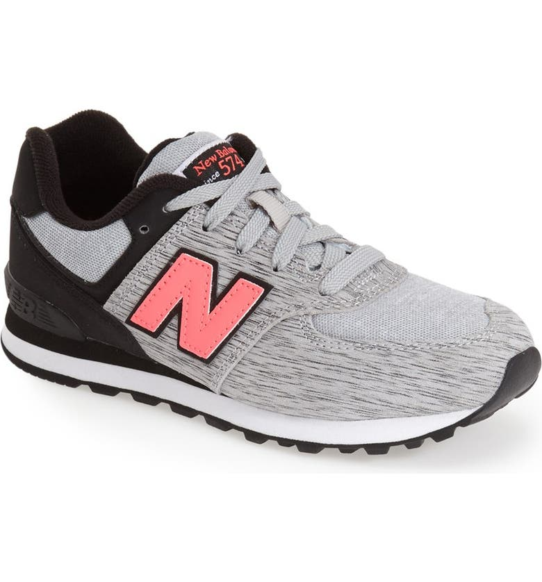 factory outlet new style discount sale New Balance '574 - Sweatshirt' Sneaker (Baby, Walker ...
