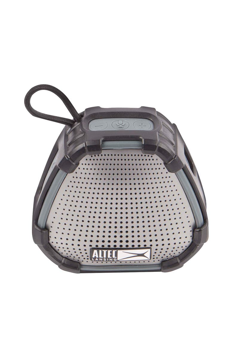 ALTEC LANSING Versa 2 Go Wireless Speaker, Main, color, BLACK