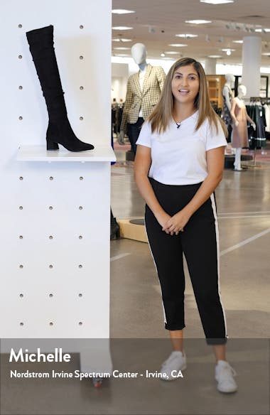 Dabbie Over the Knee Boot, sales video thumbnail