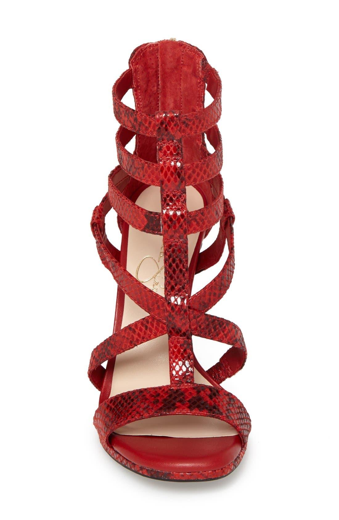 ,                             'Marthena' Sandal,                             Alternate thumbnail 11, color,                             600