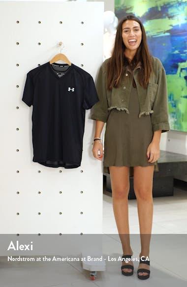 Siphon V-Neck Performance T-Shirt, sales video thumbnail