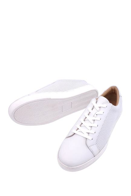 Image of Bacco Bucci Shepard Leather Low Top Sneaker