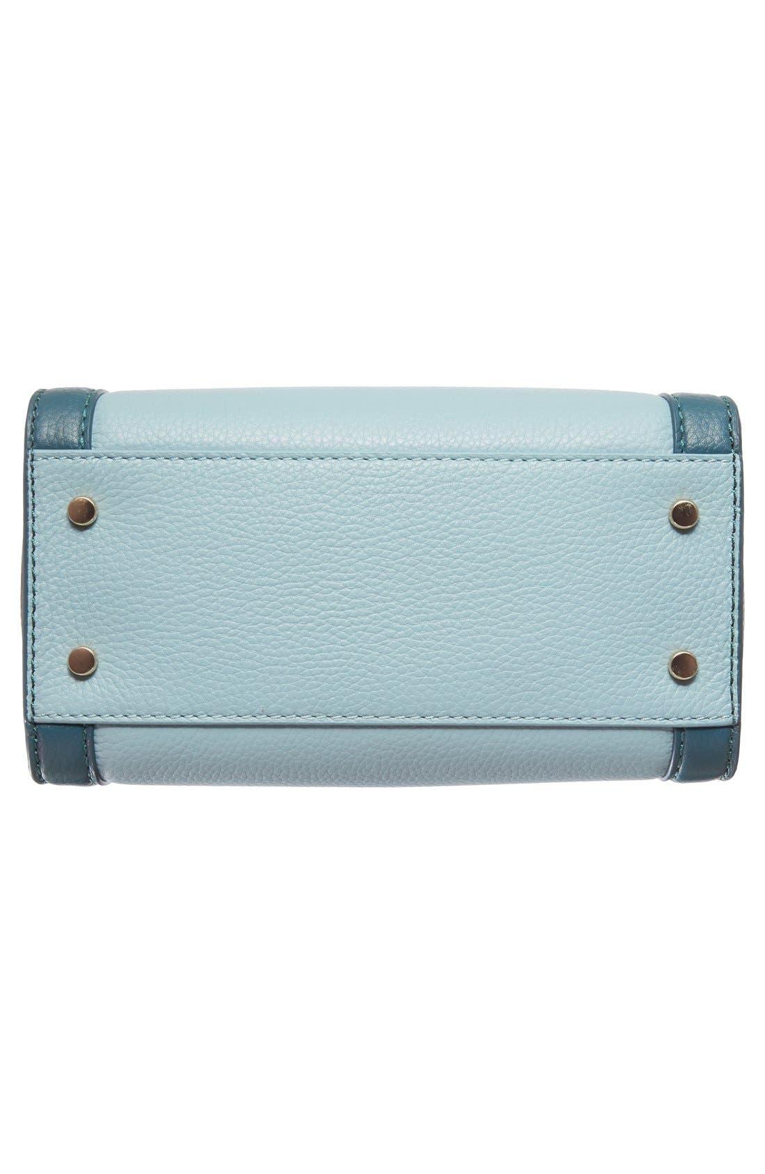 ,                             'cobble hill - small adrien' leather satchel,                             Alternate thumbnail 9, color,                             320