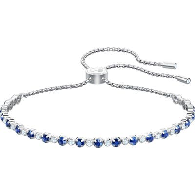 Swarovski Subtle Slide Bracelet