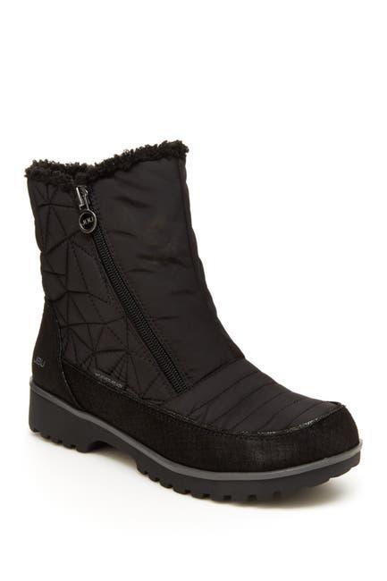 Image of JBU by Jambu Snowflake Waterproof Faux Shearling Lined Boot