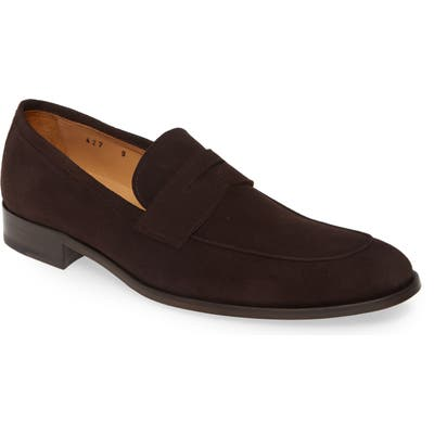 To Boot New York Dearborn Penny Loafer- Brown