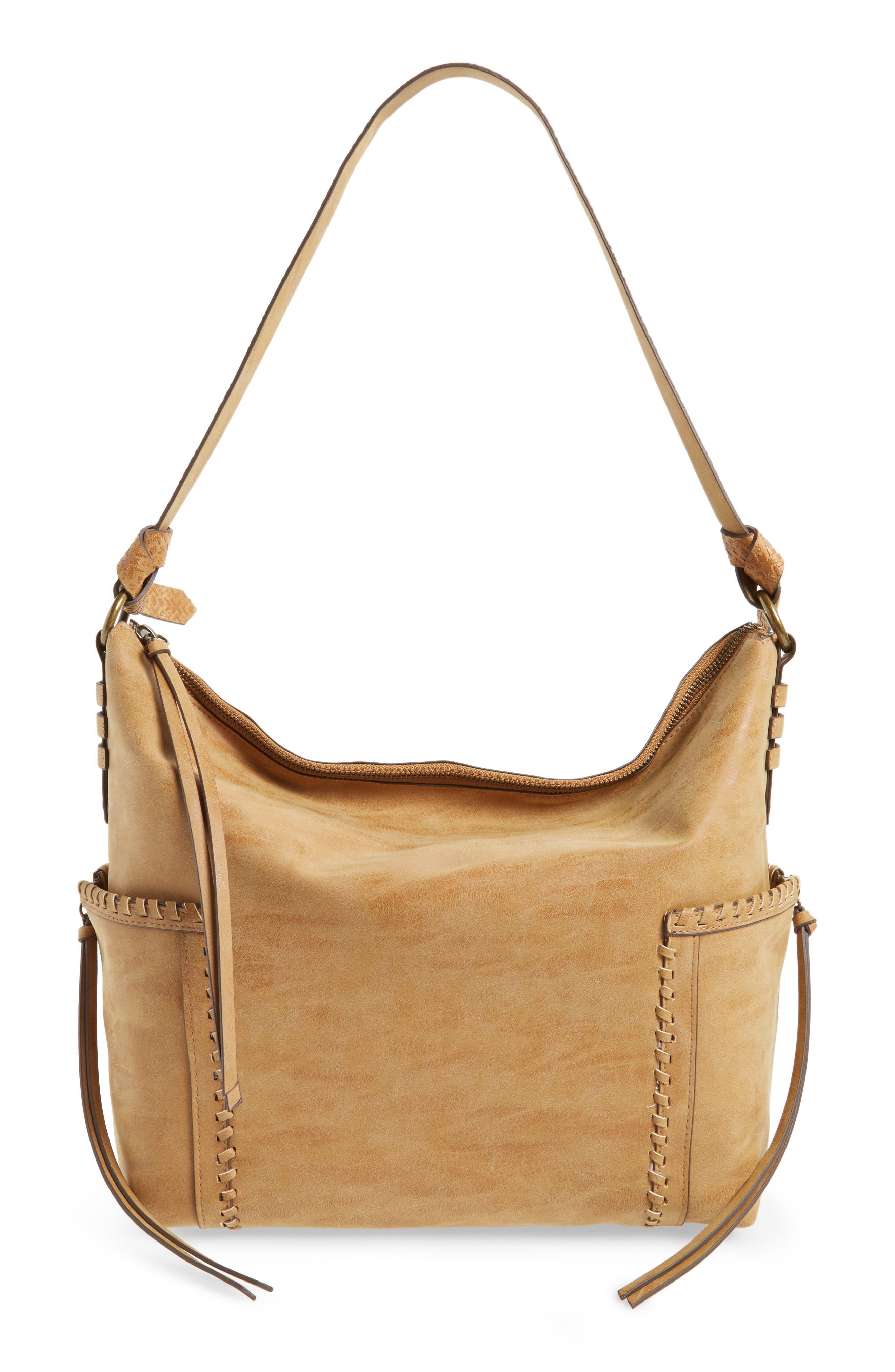 Image of ELLE & JAE GYPSET Avalor Faux Leather Hobo