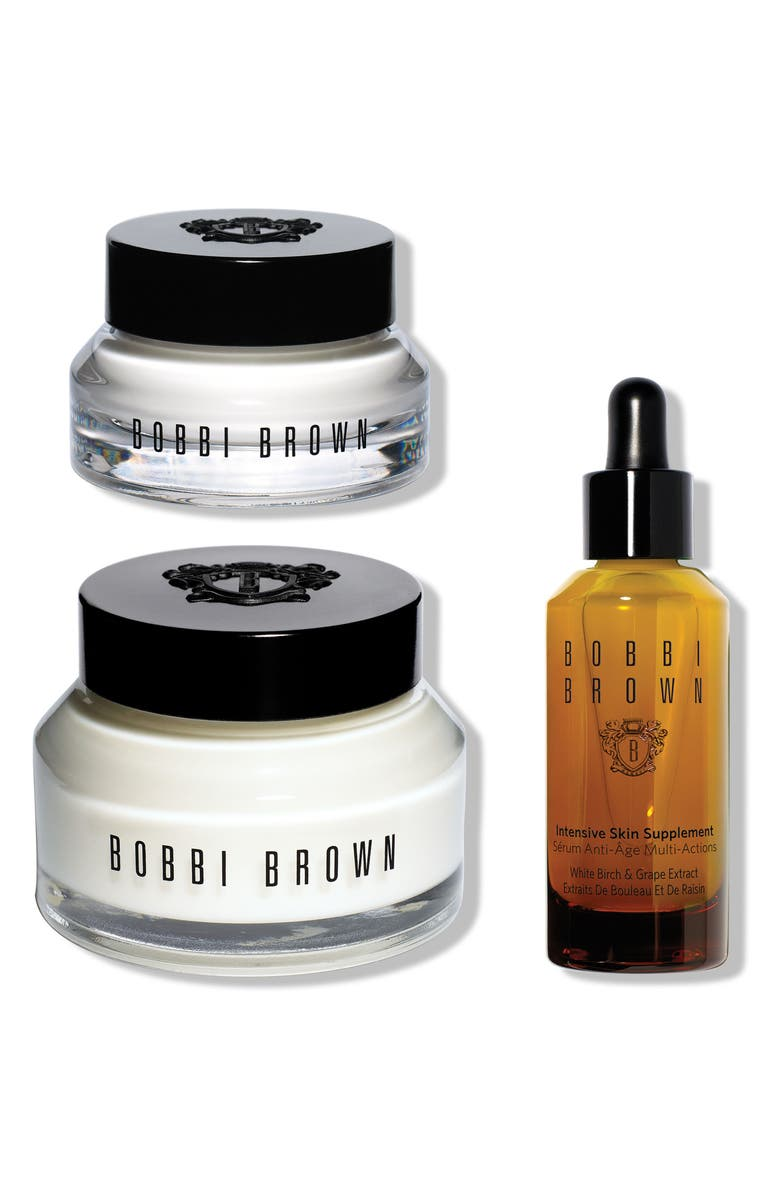 BOBBI BROWN Hydrating Skin Care Set, Main, color, 000