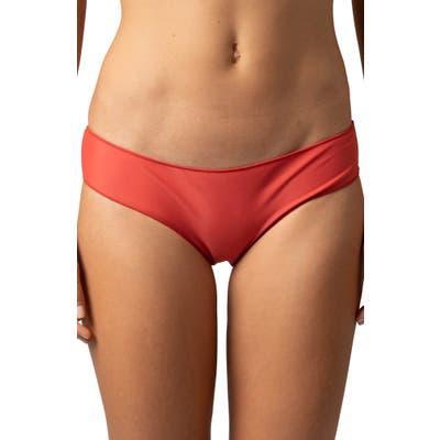 Rip Curl Classic Surf Hipster Bikini Bottom, Red