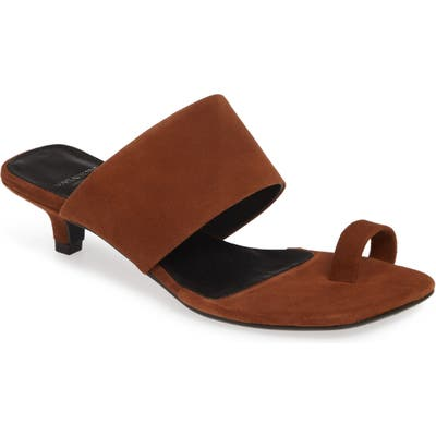 Vagabond Shoemakers Polly Slide Sandal, Brown