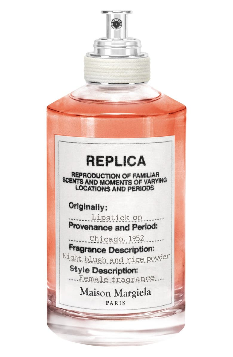 MAISON MARGIELA Replica Lipstick On Fragrance, Main, color, 000
