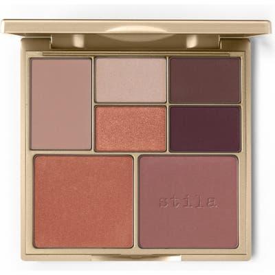 Stila Perfect Me, Perfect Hue Eye & Cheek Palette - Medium/tan