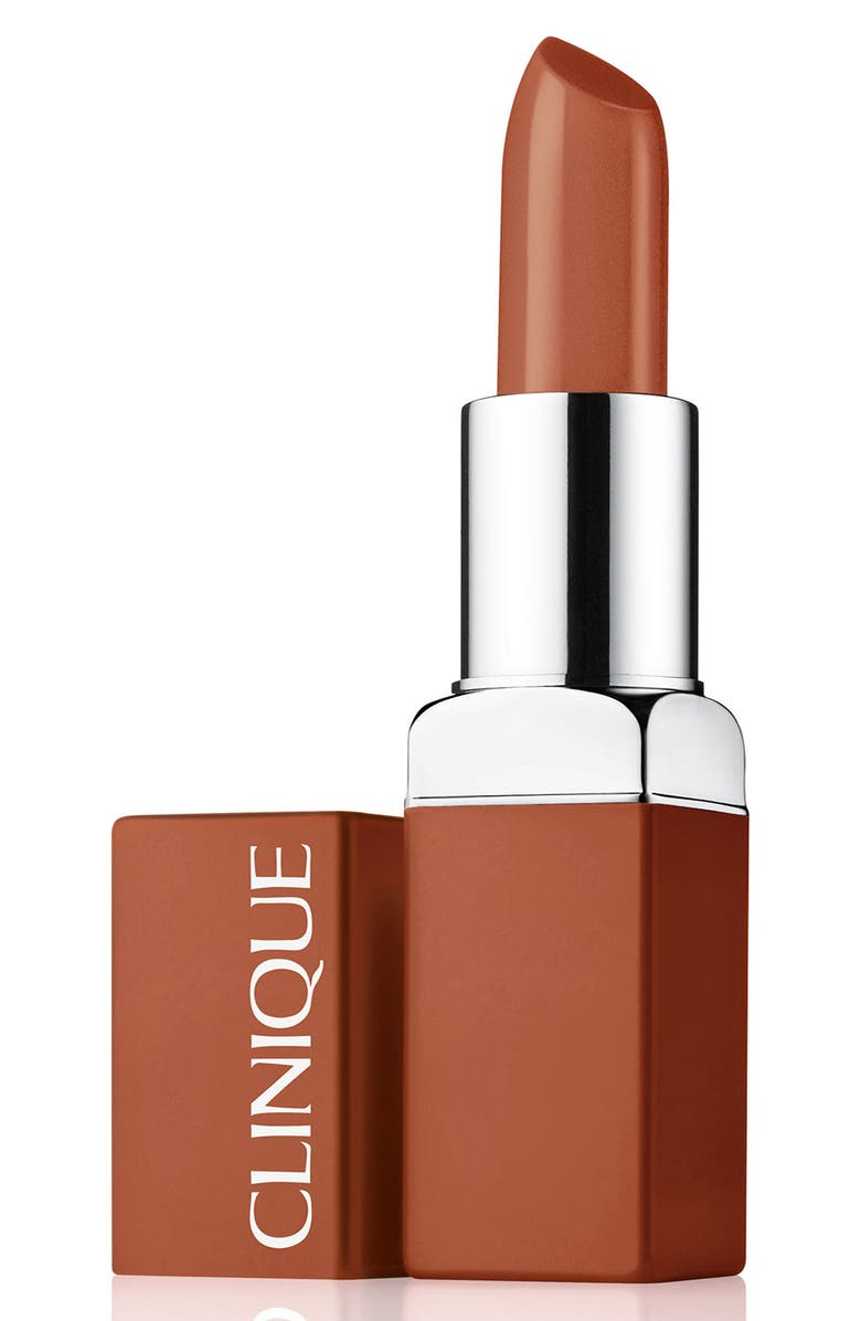 CLINIQUE Even Better Pop Lip Color Foundation Lipstick, Main, color, 15 TENDER