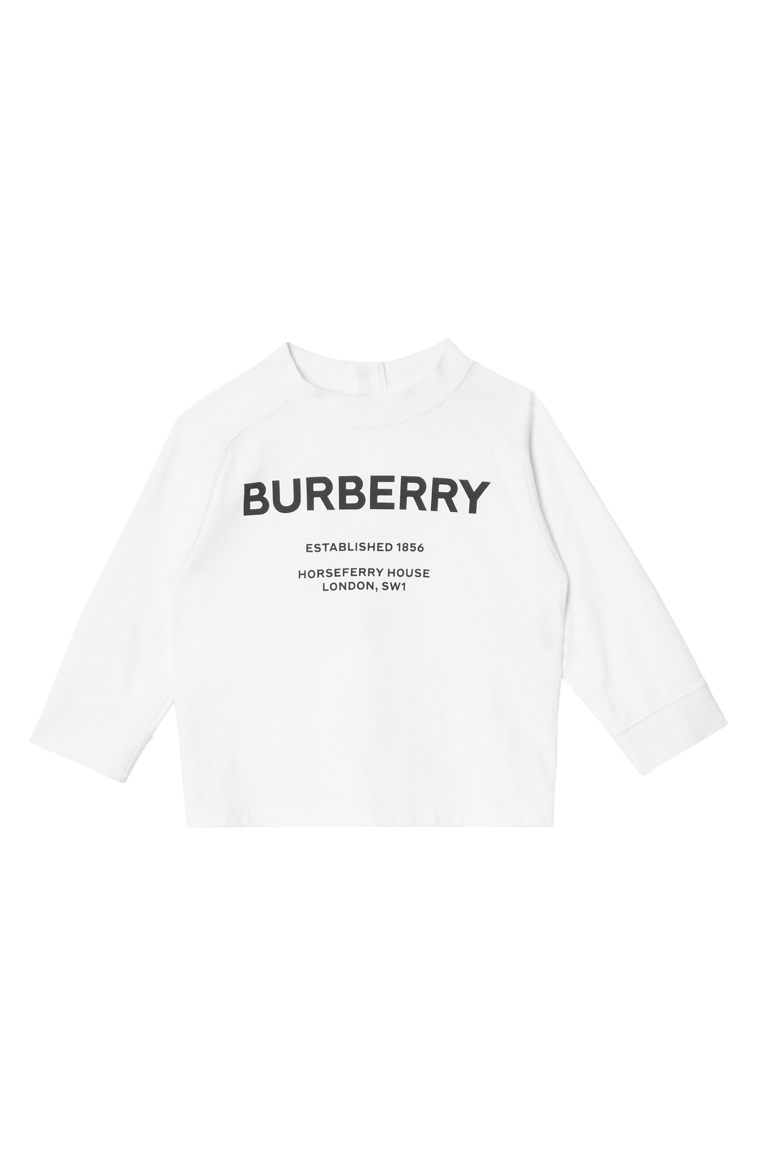 Toddler Boys Burberry Griffon Graphic TShirt Size 2Y  White