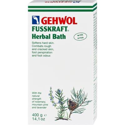 Gehwol Fusskraft Herbal Bath, .1 oz