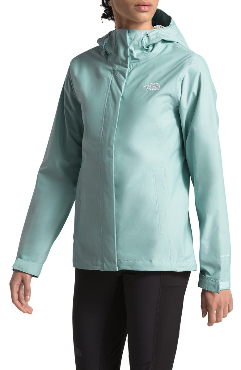 THE NORTH FACE Venture 2 Waterproof Jacket, Main, color, WINDMILL BLUE HEATHER