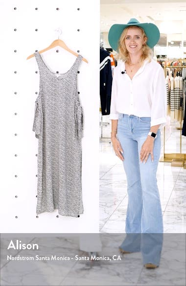 Billy Cover-Up Tank Dress, sales video thumbnail