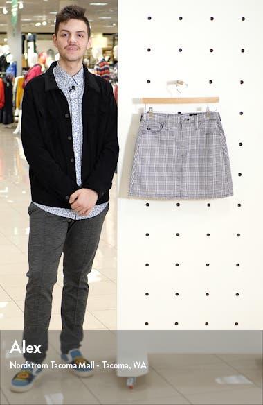 Harlo Plaid Miniskirt, sales video thumbnail