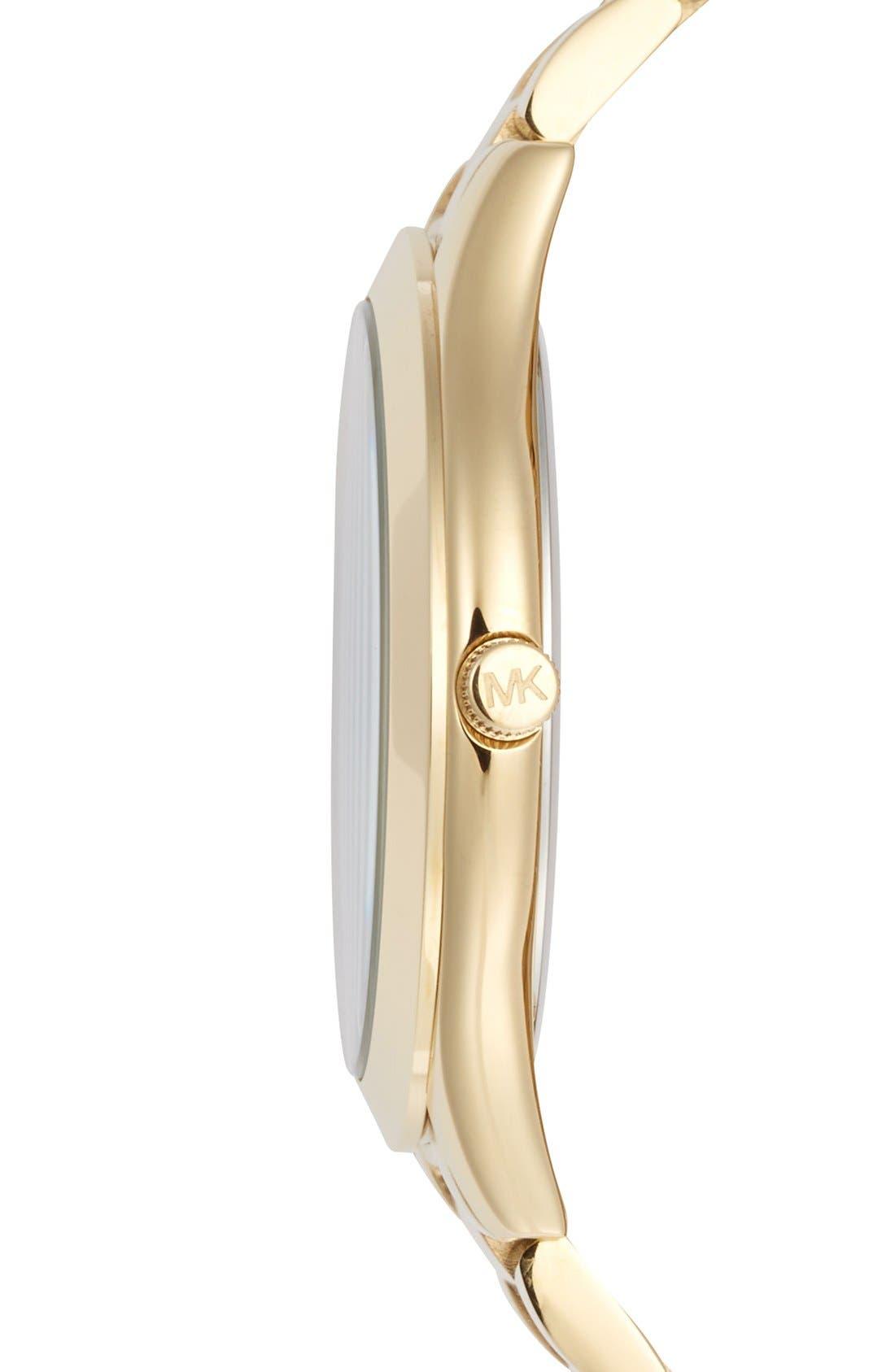 ,                             'Slim Runway' Bracelet Watch, 42mm,                             Alternate thumbnail 57, color,                             715