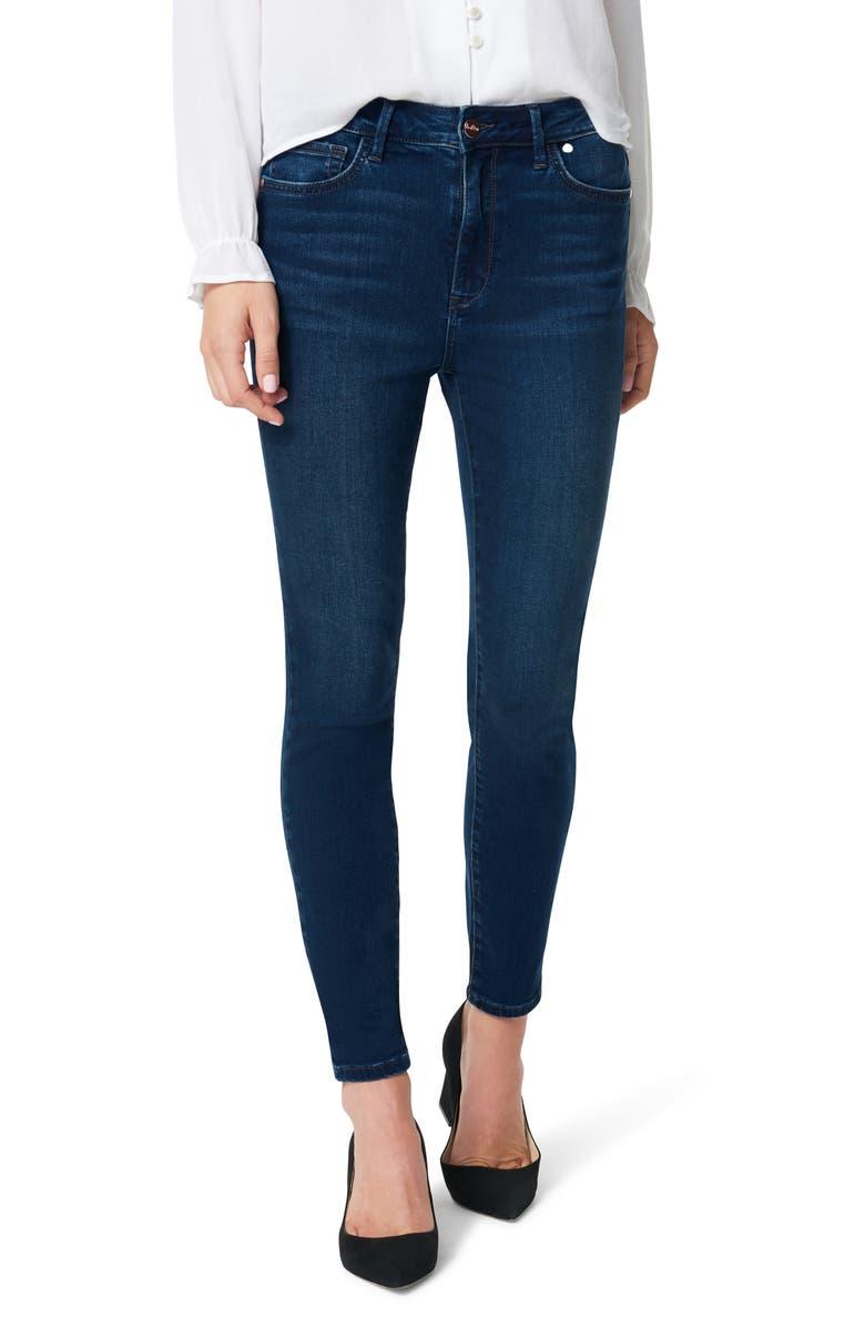 SAM EDELMAN The Stiletto Ankle Skinny Jeans, Main, color, AGATHA