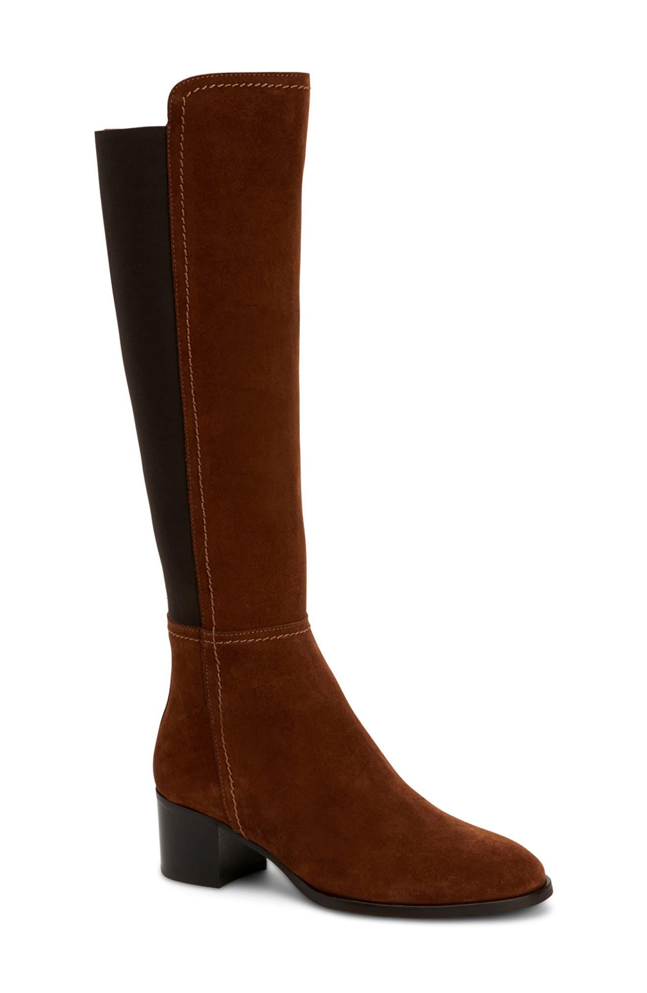 Women s Aquatalia Nova Water Resistant Knee High Boot E5595