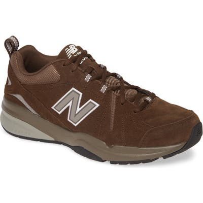 New Balance 608V5 Sneaker, Brown