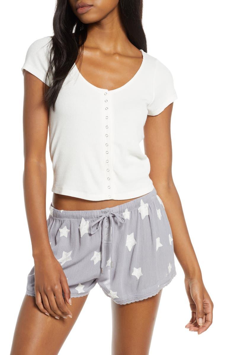 HONEYDEW INTIMATES Short Pajamas, Main, color, 459
