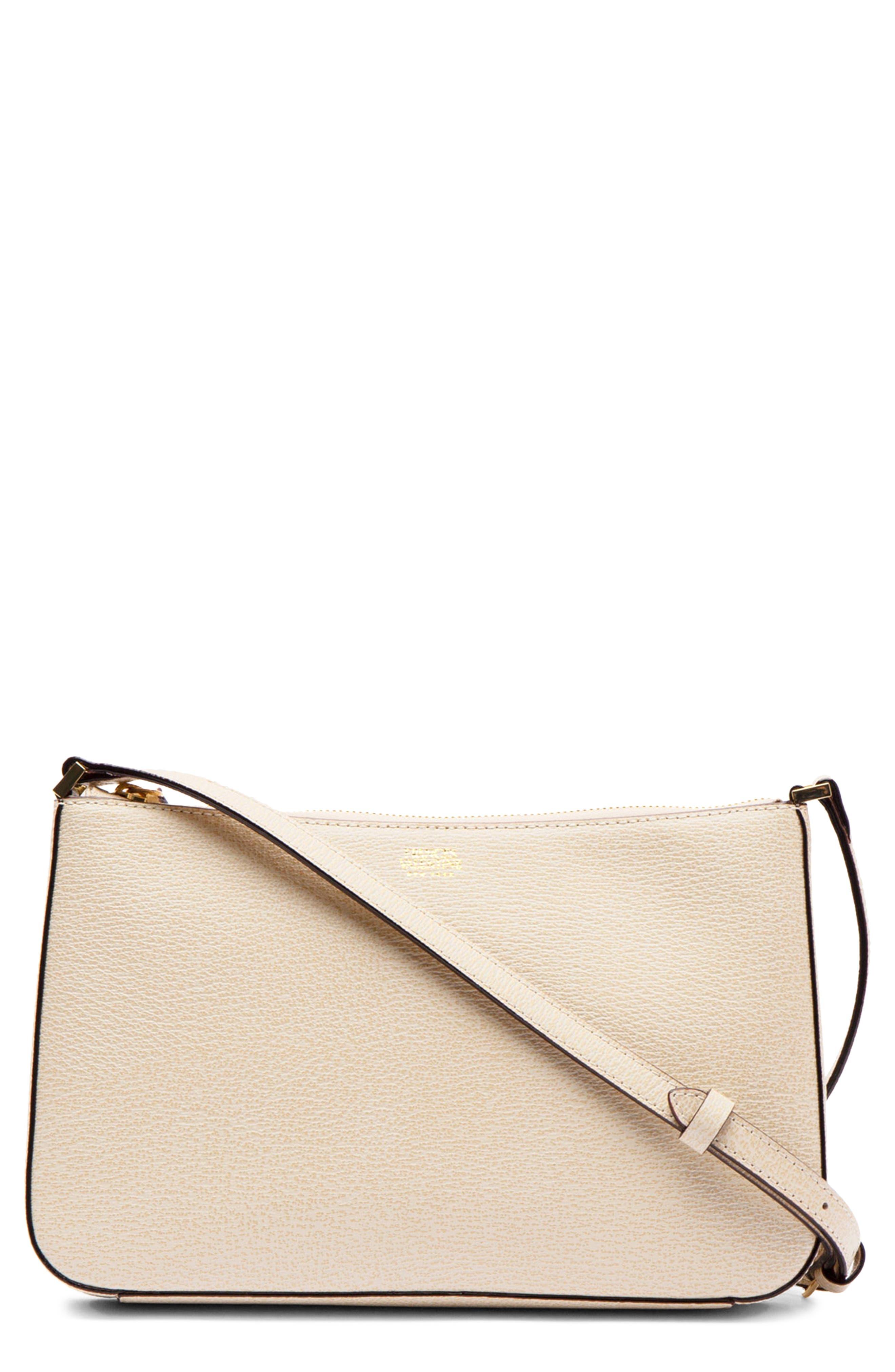 Poppy Leather Shoulder Bag
