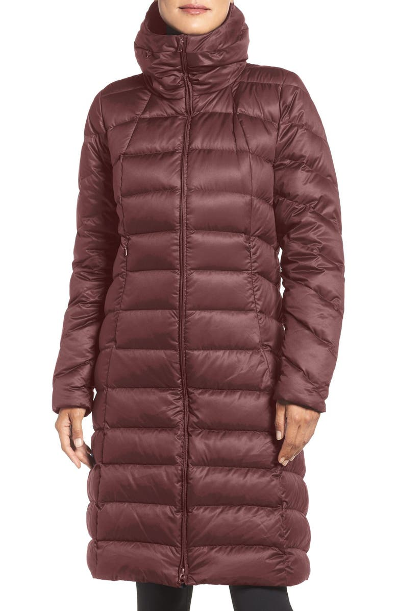 PATAGONIA Downtown Loft Down Puffer Parka, Main, color, 600