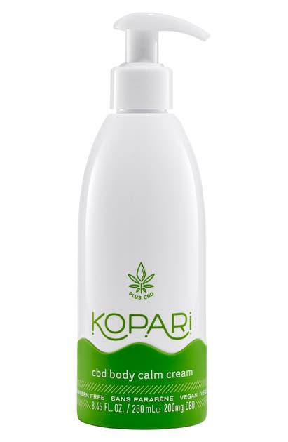 Kopari Cbd Body Calm Cream