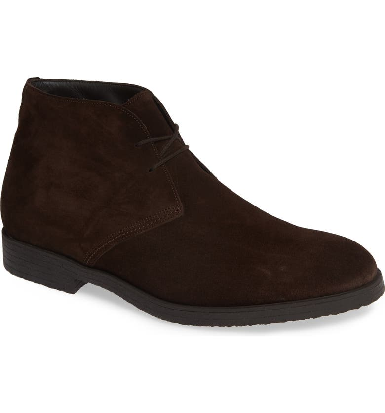 TO BOOT NEW YORK Boston Chukka Boot, Main, color, BROWN SUEDE/ LEATHER