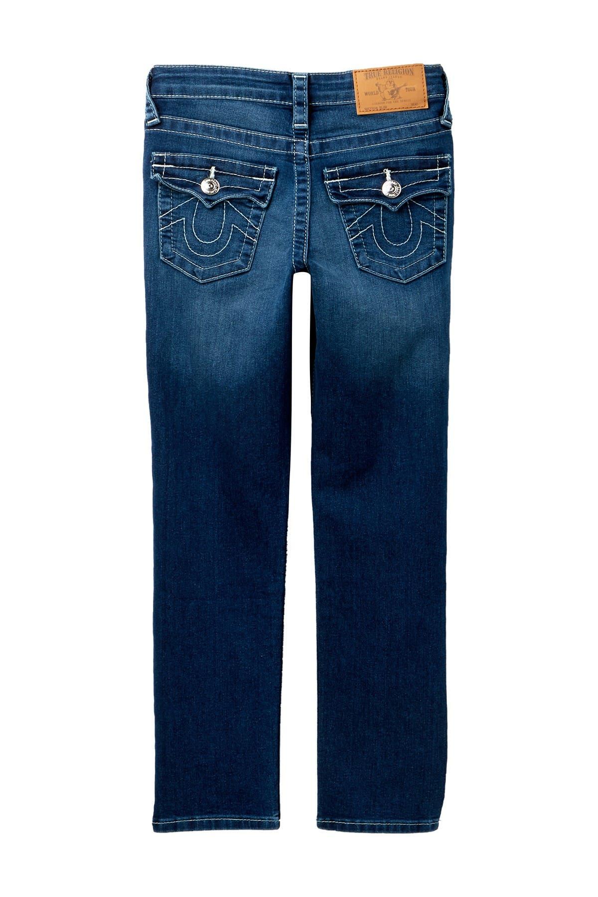 Image of True Religion Slim Single End Jeans