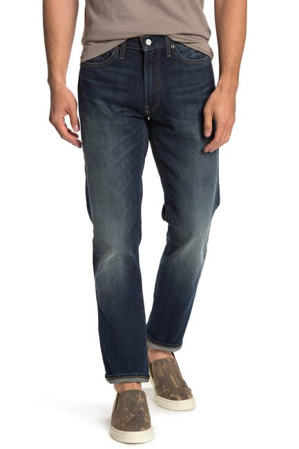 """Image of Lucky Brand 121 Slim Straight Jeans - 30-34"""" Inseam"""