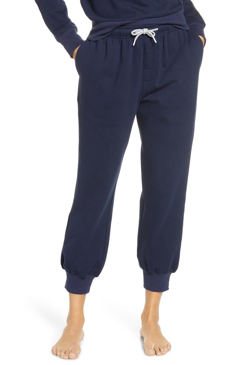 CHALMERS Alicia Eclipse Fleece Lounge Pants, Main, color, 400