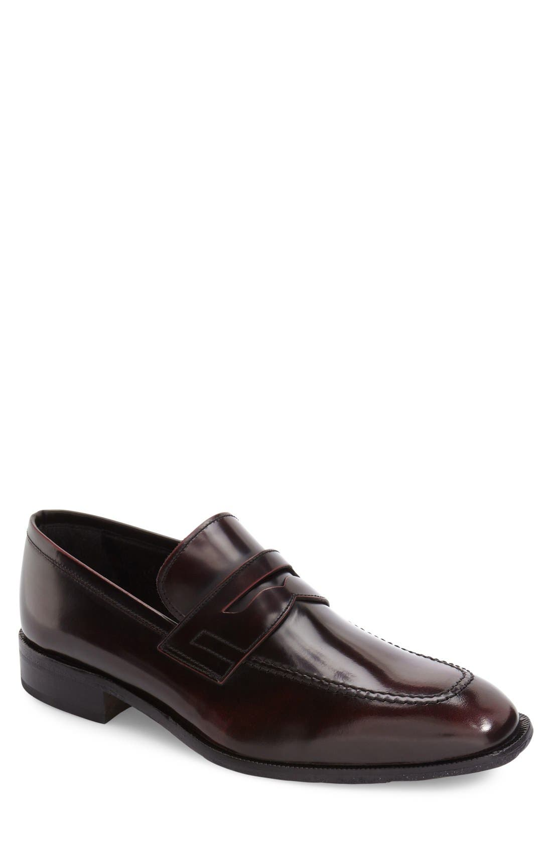 ,                             Suit Coat Penny Loafer,                             Main thumbnail 11, color,                             930