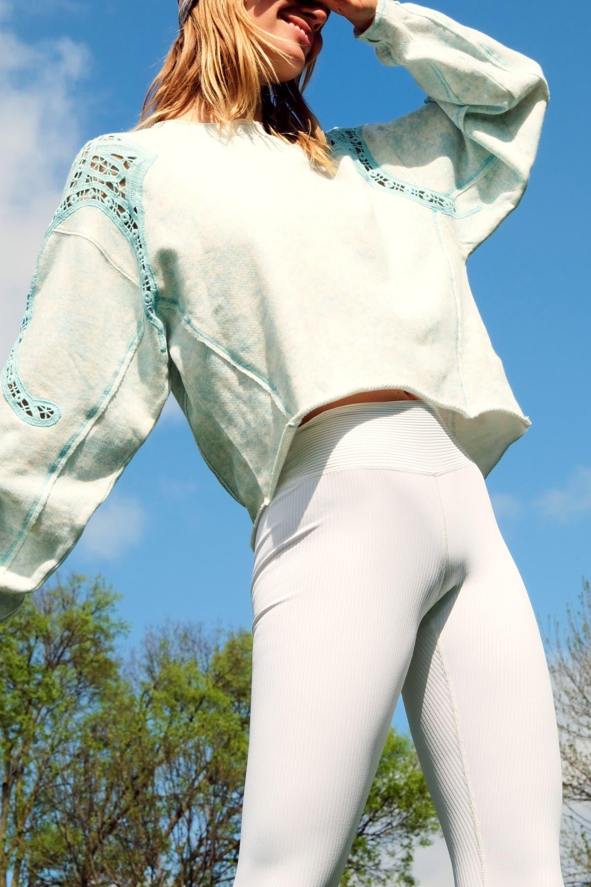 Image of Free People FP Movement Sun & Done Sweatshirt